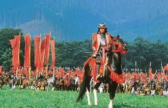 an analysis of great lord hidetora ichimonji A look at themes in kurosawa's ran and shakespeare's lear he sees through the empty words of his power-hungry brothers and marries the daughter of a foreign lord after ichimonji banishes him only retaining his titles and privileges as the great lord.